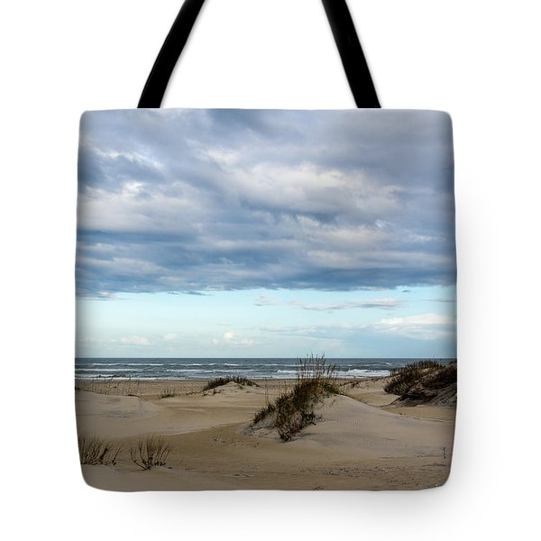 At The Beach Tote Bag by Gregg Southard