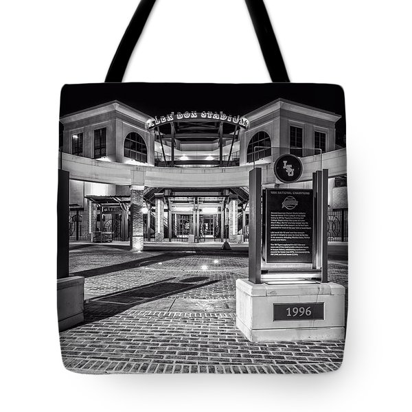 At The Box Tote Bag