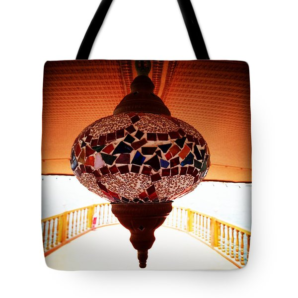 At The Creek Tote Bag