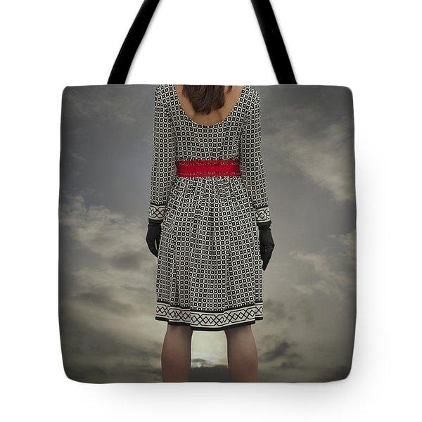 At The Edge Tote Bag by Joana Kruse