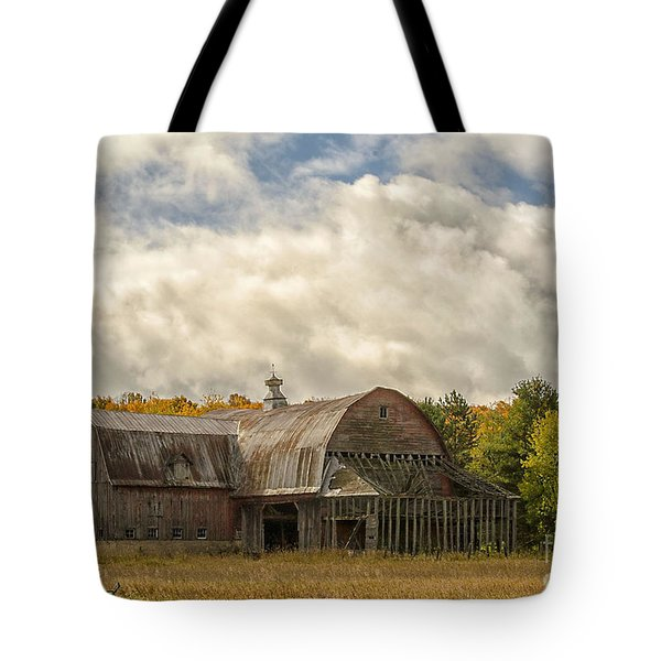 Tote Bag featuring the photograph At The Edge Of The Medow by JRP Photography