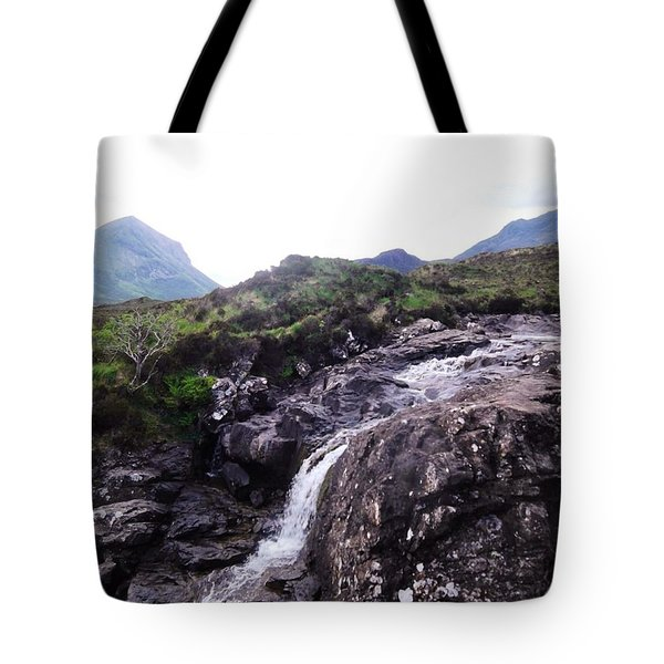 Fairy Pools Tote Bag