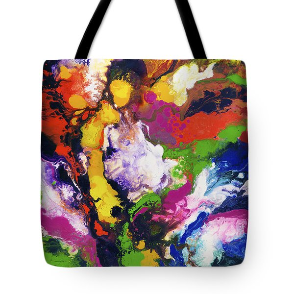 At The Heart Of It Tote Bag