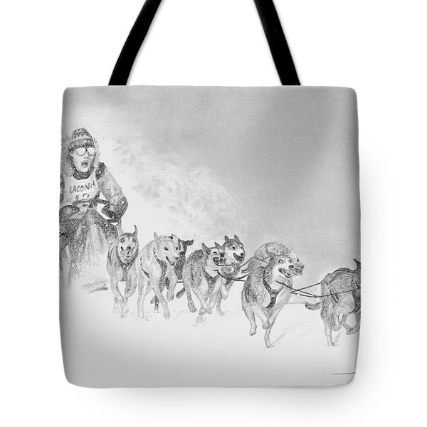 At The Races Tote Bag