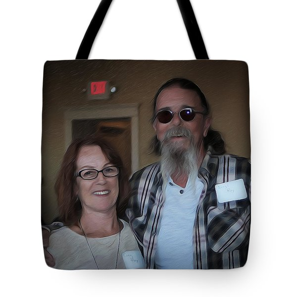 At The Reunion Tote Bag