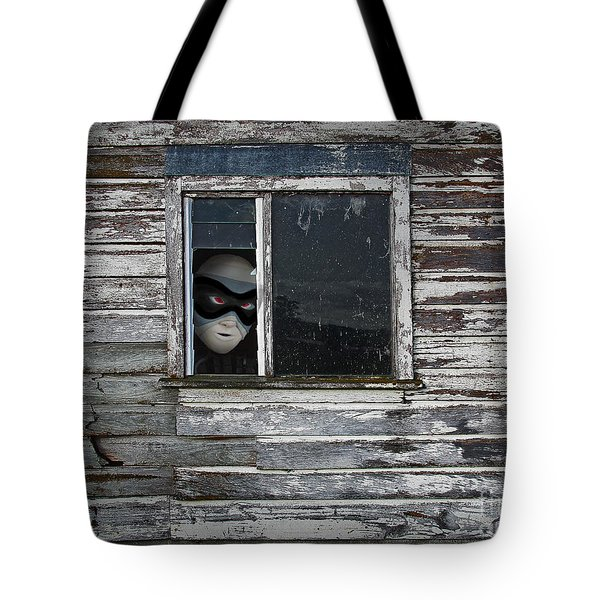 At The Window Tote Bag by Nareeta Martin