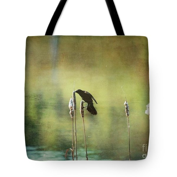 At This Moment Tote Bag by Aimelle