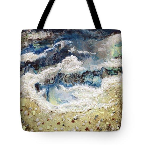 At Water's Edge II Tote Bag