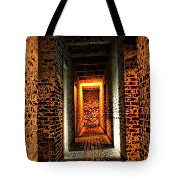 Tote Bag featuring the photograph Atalaya by Jessica Brawley