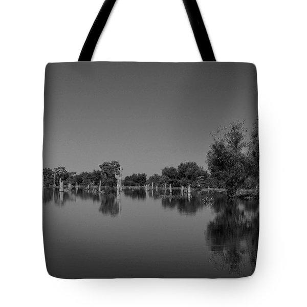 Atchafalaya Basin 15 Tote Bag