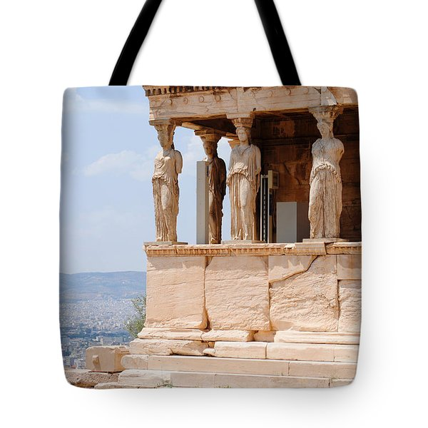 Erecthion Tote Bag