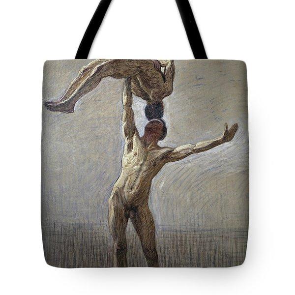 Athletes Tote Bag