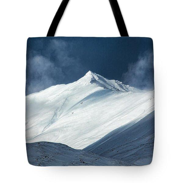 Atigun Pass In Brooks Range Tote Bag