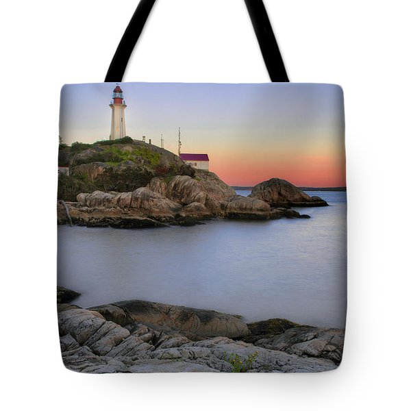 Atkinson Point Lighthouse Tote Bag