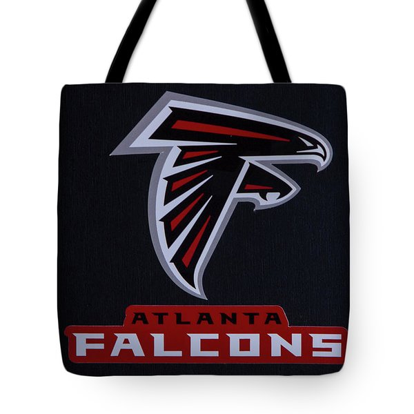 Atlanta Falcons Man Cave Atlanta Georgia Art Tote Bag
