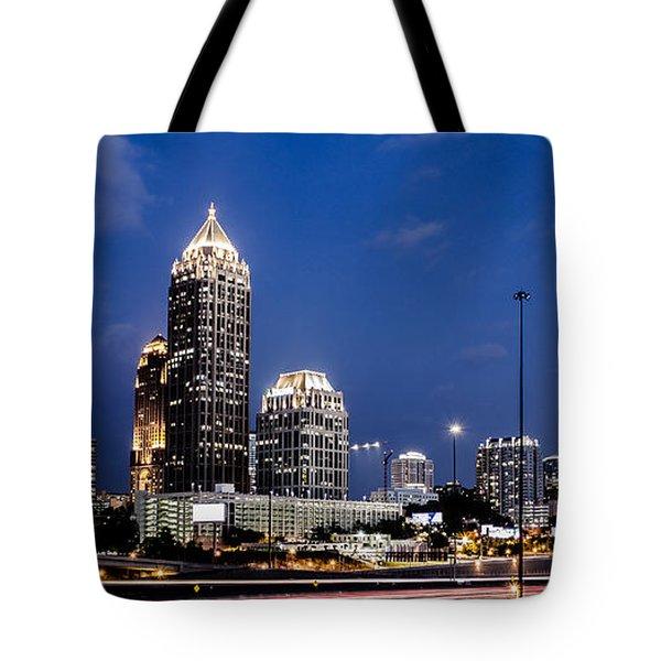 Atlanta Midtown Tote Bag