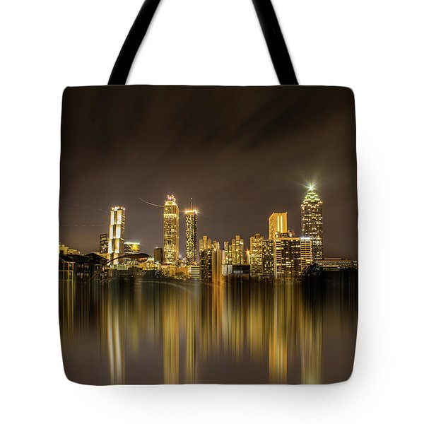 Atlanta Reflection Tote Bag