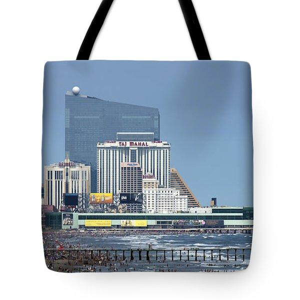 Atlantic City July 3 2015 Tote Bag