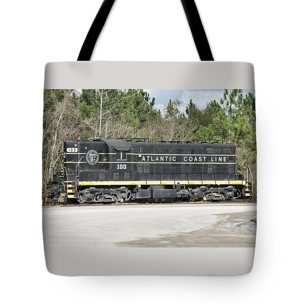 Atlantic Coast Line Gp7 #100 Tote Bag