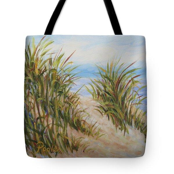 Atlantic Dunes Tote Bag