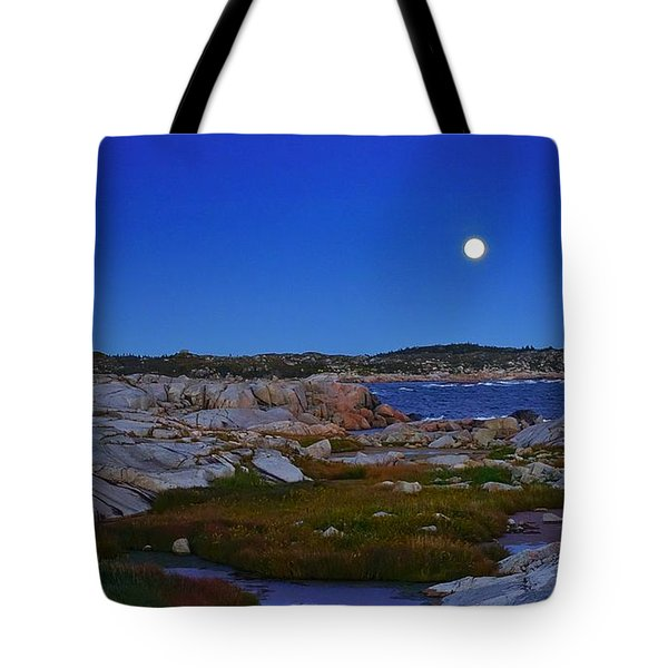 Atlantic Moon  Tote Bag