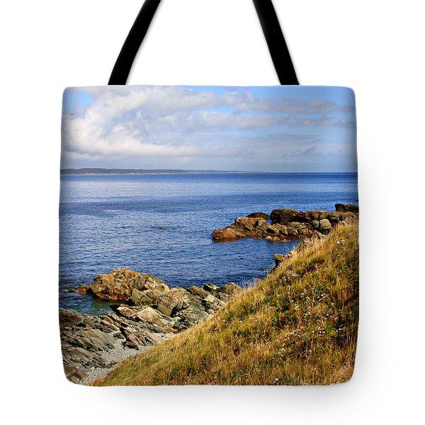 Cape Breton, Nova Scotia Tote Bag