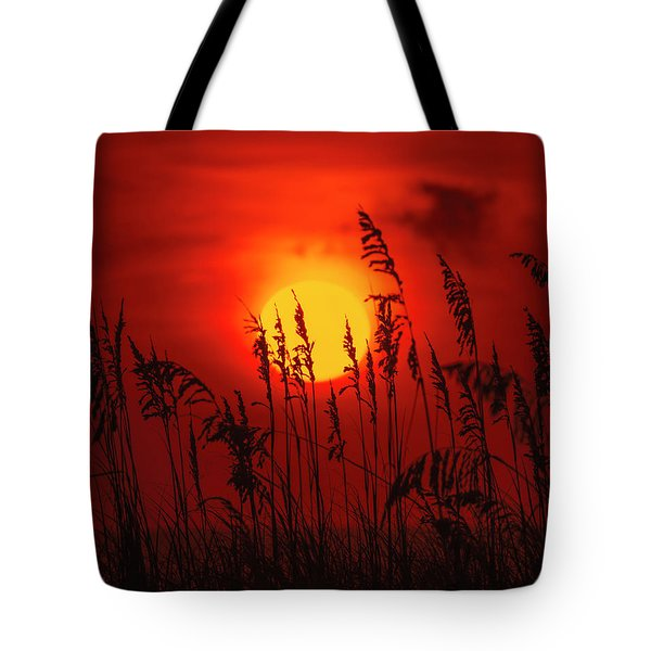 Atlantic Sunrise #2 Tote Bag