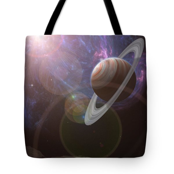 Atlas Tote Bag