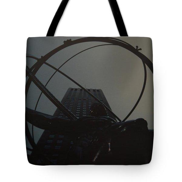 Atlas Tote Bag by Rob Hans