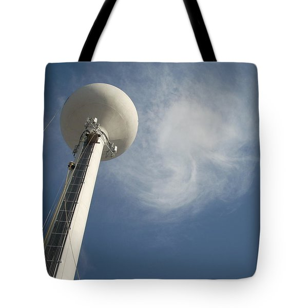 Atlas Tote Bag by Robert Geary