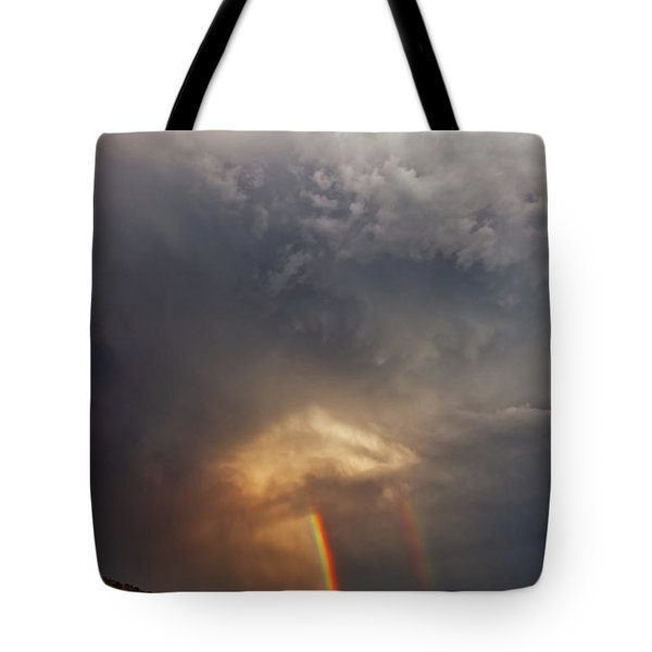 Tote Bag featuring the photograph Atmosphere by Rick Furmanek