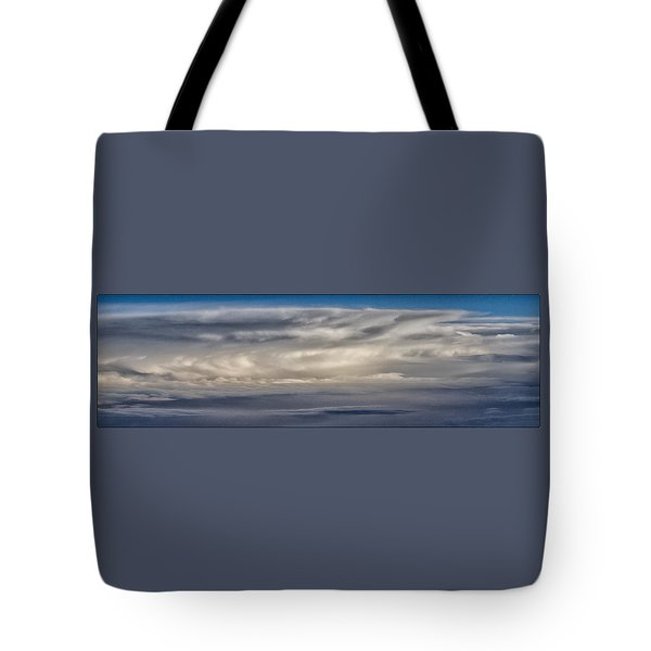 Atmosphere's Edge Tote Bag