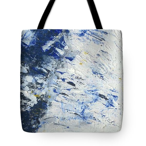 Atmospheric Conditions, Panel 1 Of 3 Tote Bag