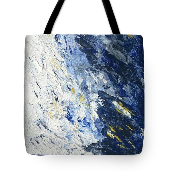 Atmospheric Conditions, Panel 2 Of 3 Tote Bag
