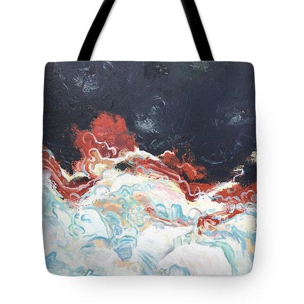Atmospheric Shift Tote Bag