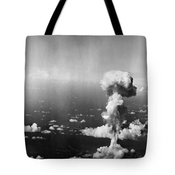 Atomic Bomb Test, 1946 Tote Bag by Granger