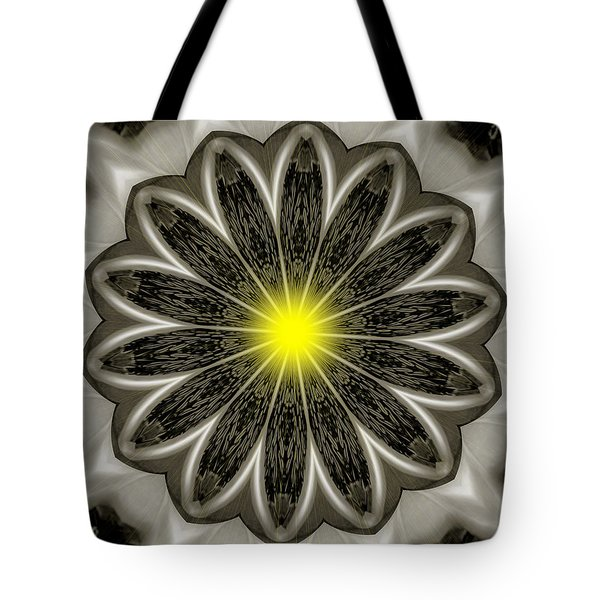 Atomic Lotus No. 2 Tote Bag