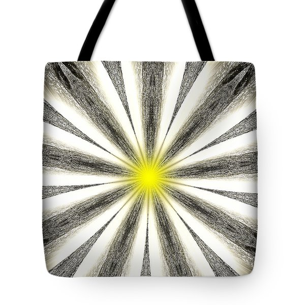 Atomic Lotus No. 4 Tote Bag