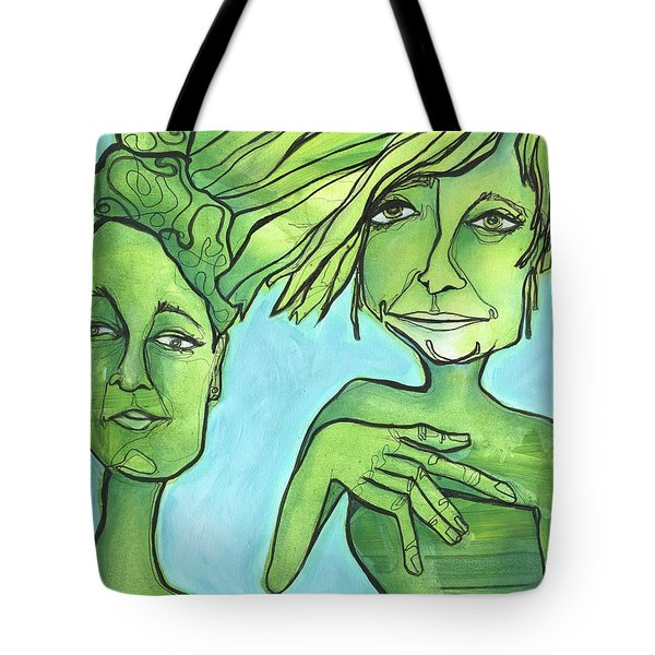 Attachment Theory Tote Bag