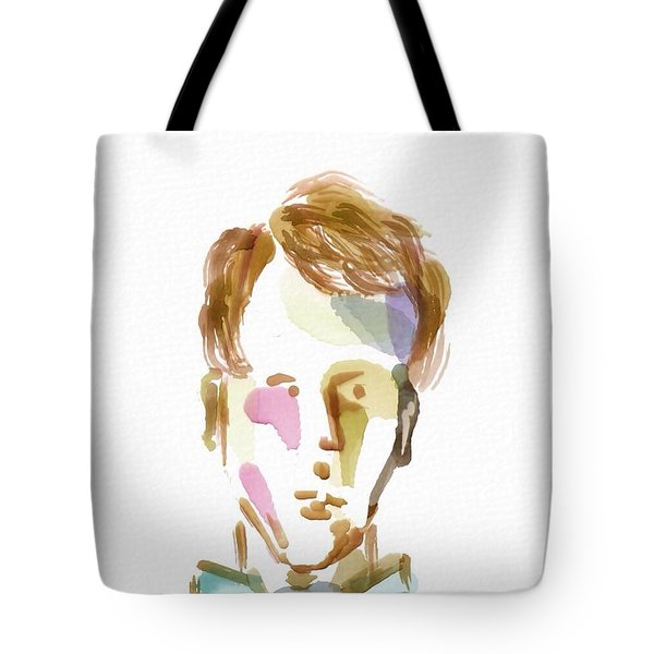 Attention Diverted Tote Bag by Frank Bright