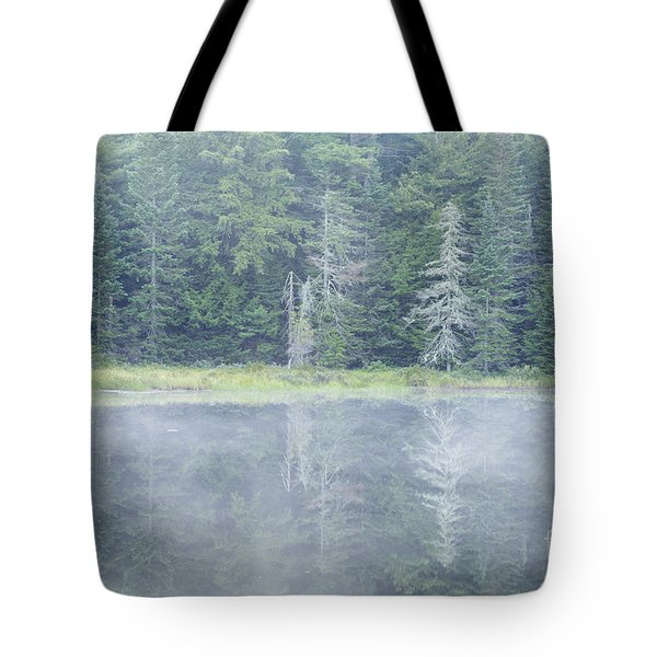 Atwood Pond - Sandwich New Hampshire  Tote Bag