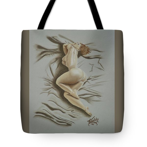 Au Naturel Tote Bag