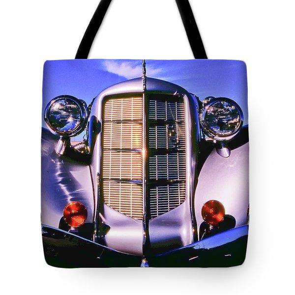 Auburn 852 Boattail Speedster Tote Bag