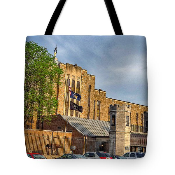 Auburn Correctional Facility Tote Bag