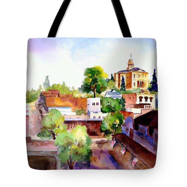 Auburn Old Town Tote Bag