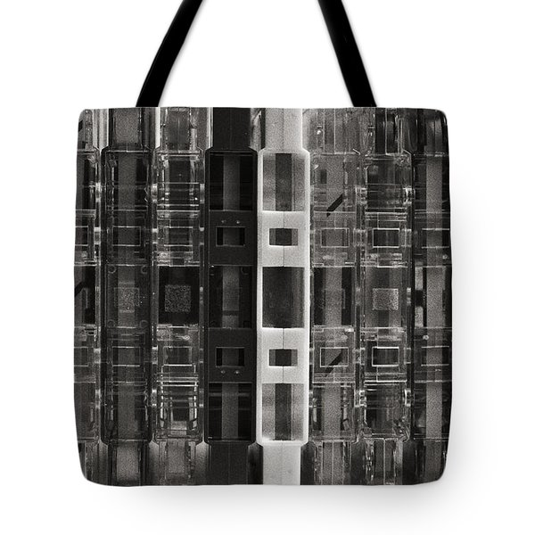 Audio Cassettes Collection Tote Bag
