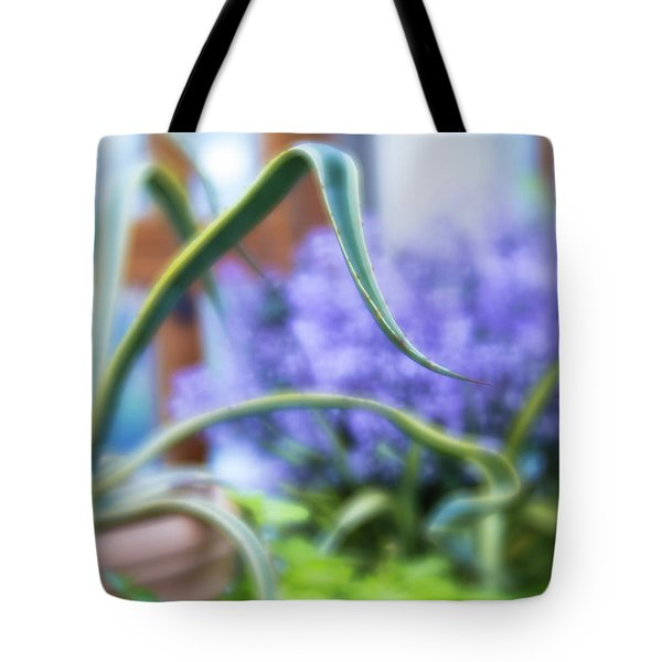 Tote Bag featuring the photograph Audrey IIi by Brian Hale