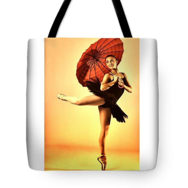 Audrey Would 3 Tote Bag
