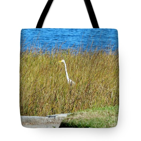 Audubon Park Sighting Tote Bag