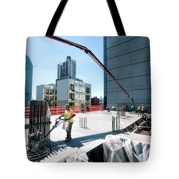 Tote Bag featuring the photograph Aug 23 2016 B by Steve Sahm